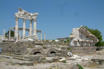 Acropolis and Acslepion of Pergamum...