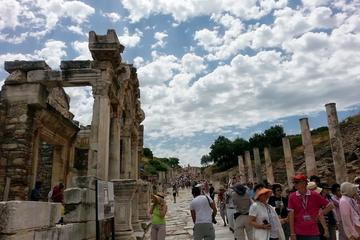 Ancient Ephesus House of the Virgin...