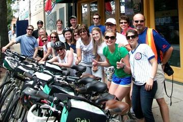 Fahrradtour Tastes of Chicago: Pizza, Bier, Cupcakes und Hot Dogs