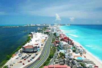 Cancun City Tour and Shopping  from Tulum