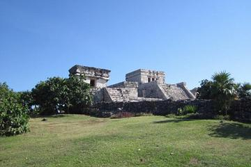 Tulum Ruins Afternoon Sunset Tour from Cancun