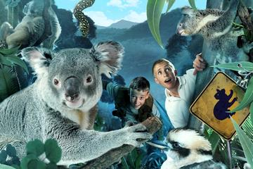 Billet d'entrée à l'aquarium WILD LIFE de Sydney