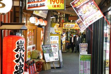 大阪夜の飲食ツアー