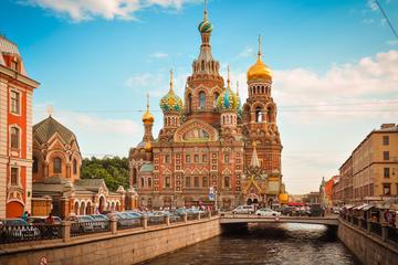 Full-Day St. Petersburg Shore...