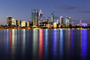 Crucero con cena Perth City of Lights
