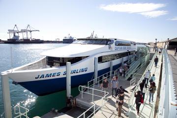 Einfache Bootstour zwischen Perth und Fremantle