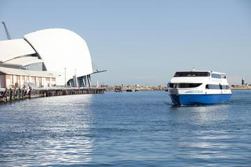 Fremantle: Bootsfahrt mit Mittagessen
