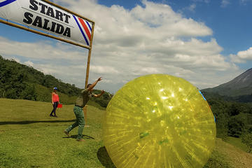 Arenal Zorbing Experience