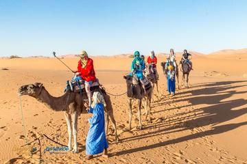 6 days from Casablanca via desert
