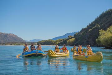 Half-Day Family Rafting on the Kawarau River
