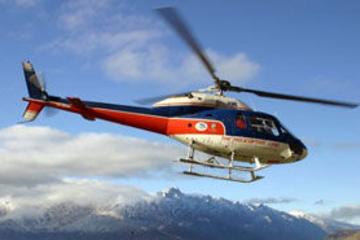 Vol en hélicoptère et rafting sur les rapides du Shotover à Queenstown