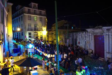 Excursão particular: excursão a pé pelos pubs de Lisboa