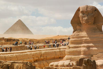 Cairo Day Tour by Air from Sharm El Sheikh Private