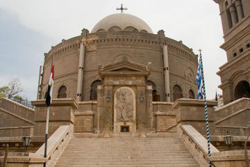 Cairo Egyptian Museum and Old Cairo Private Full-Day Tour with Lunch