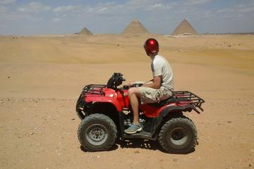 Desert Safari by Quad Bike Around...