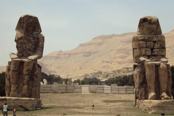 Full-Day Luxor Highlights Tour: East and West Banks