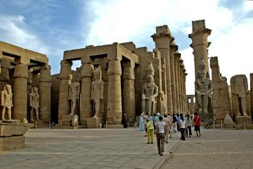 Luxor Full-Day Trip by Private Plane from Cairo