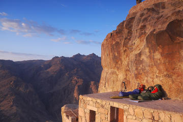Mount Sinai Climb and St Catherine Tour from Sharm el Sheikh