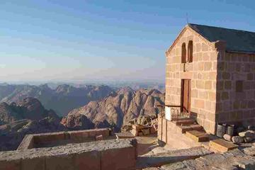 Mount Sinai Climb and St Catherine Tour Private