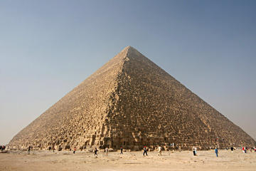 Private Day Tour to Giza Pyramids and...