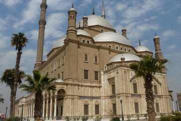 Private Day Trip: Egyptian Museum, Alabaster Mosque and Khal el-Khalili from Cairo