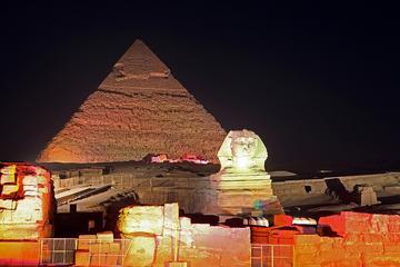 Pyramids of Giza Sound and Light Show