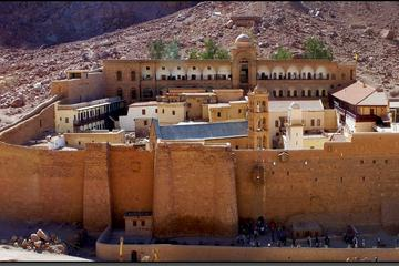 St Catherine Monastery Day Tour Private From Sharm El Sheikh