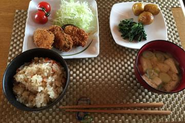 Local Cooking Classes in a Private Home in Hida Furukawa