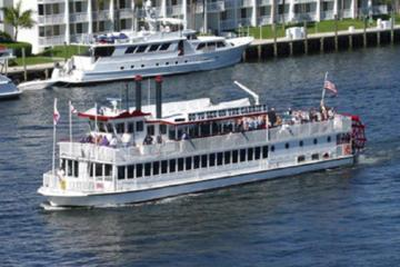 Las Olas Riverwalk Food Tour with Shared Cruise