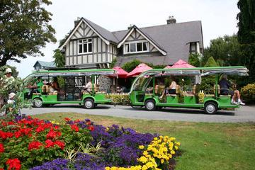 Botanischer Garten Christchurch, optionale Straßenbahn-, Gondel...