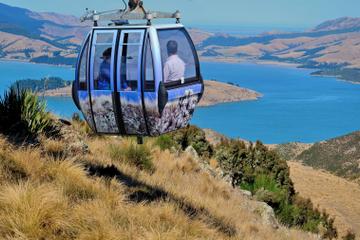 Fahrt mit der Christchurch-Gondel