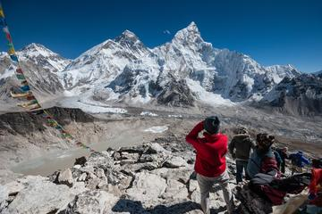 Everest Base Camp and Kala Patthar...