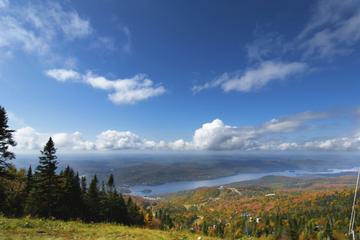 Dagstur till Laurentinska bergen från Montreal
