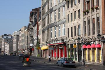 Excursão a pé na Antiga Montreal