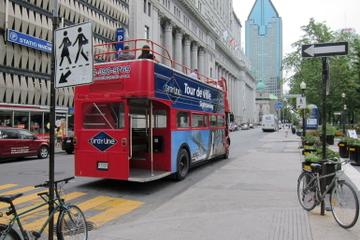 Excursion en bord de mer à Montréal: circuit en bus à arrêts...