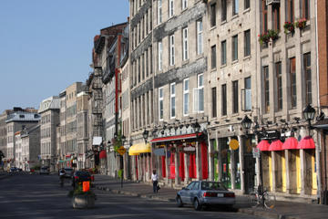 Hop-on-Hop-off-Tour durch Montreal