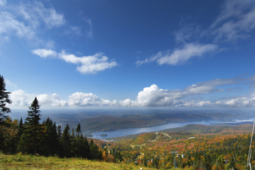 Laurentian Mountains, dagtur fra Montreal