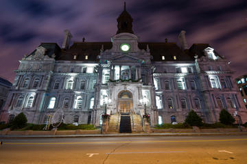 Montreal by Night Tour and Casino Shuttle