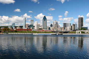 Montreal City, sightseeing med guide