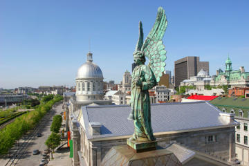 Montreal Shore Excursion: Pre- or Post-Cruise Guided Sightseeing Tour...