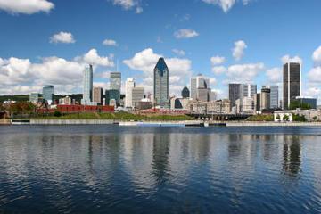 Montreal stadsrondleiding met gids