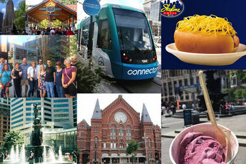 Day Trip Best Bites and Sites Tour of Cincinnati near Cincinnati, Ohio