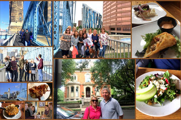 Book Roebling Point Food and Culture Tour in Covington KY on Viator