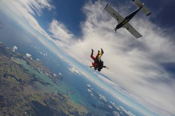 16000ft Skydive - 70 Seconds of free...