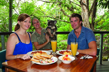 Breakfast with the Koalas at...