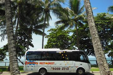 Private Arrival Transfer: Cairns Airport to Palm Cove and Cairns...
