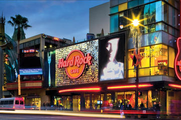Best of Los Angeles Tour with Lunch at the Hard Rock Cafe