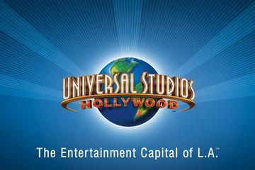 Transporte para o parque temático de Anaheim: Universal Studios...