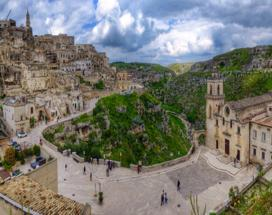 Matera Full-Day Trip from Bari