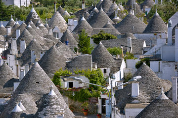Trulli of Alberobello Day-Trip from...